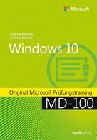 Andrew Bettany: Windows 10