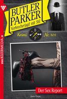 Günter Dönges: Butler Parker 101 – Kriminalroman ★★★★