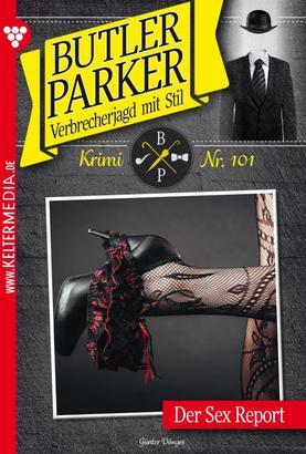 Butler Parker 101 – Kriminalroman