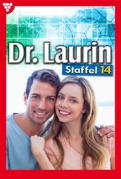 Dr. Laurin Staffel 14 – Arztroman - E-Book 131-140