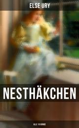 Nesthäkchen (Alle 10 Bände)