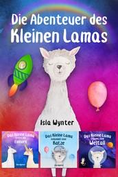Die Abenteuer des Kleinen Lamas - Bücher 1-3