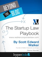 The Startup Law Playbook