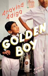 Golden Boy - Roman