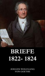 Briefe 1822 - 1824