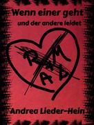 Andrea Lieder-Hein: Wenn einer geht ★★★★