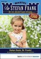 Stefan Frank: Dr. Stefan Frank - Folge 2200 ★★★★★