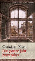 Christian Klier: Das ganze Jahr November (eBook) ★★