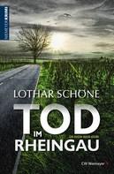 Lothar Schöne: Tod im Rheingau ★★★