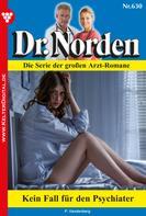 Patricia Vandenberg: Dr. Norden 630 – Arztroman ★★★