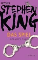 Stephen King: Das Spiel (Gerald's Game) ★★★★
