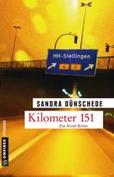 Kilometer 151 - Kriminalroman