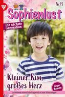 Ursula Hellwig: Sophienlust - Die nächste Generation 15 – Familienroman