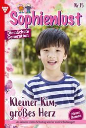 Sophienlust - Die nächste Generation 15 – Familienroman - Kleiner Kim, großes Herz