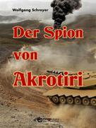 Wolfgang Schreyer: Der Spion von Akrotiri ★★★