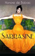 de Balzac, Honoré: Sarrasine