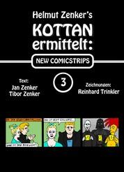 Kottan ermittelt: New Comicstrips 3