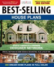 Best-Selling House Plans - 400 Dream Home Plans in Full Colour