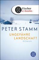 Peter Stamm: Ungefähre Landschaft ★★★★