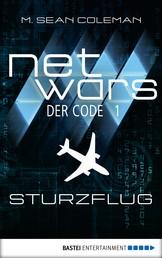 netwars - Der Code 1: Sturzflug - Thriller