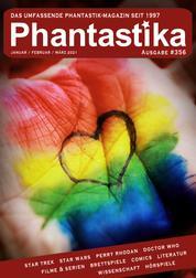 Phantastika Magazin #356: Januar/Februar/März 2021 - If you can dream it, you can do it!