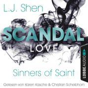 Scandal Love - Sinners of Saint 3 (Ungekürzt)