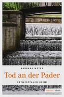Barbara Meyer: Tod an der Pader ★★★★