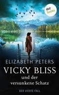 Elizabeth Peters: Vicky Bliss und der versunkene Schatz - Der vierte Fall ★★★★