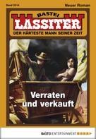 Jack Slade: Lassiter - Folge 2314