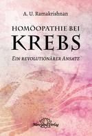 A.U. Ramakrishnan: Homöopathie bei Krebs ★★★★