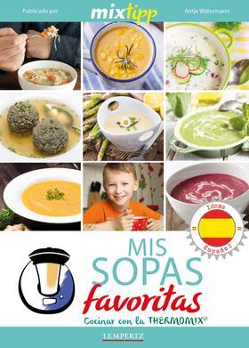 MIXtipp: Mis Sopas favoritas (español)