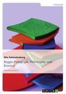 Mia Schmalenberg: Reggio-Pädagogik. Philosophie und Konzept