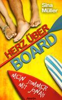 Sina Müller: Herz über Board 1: Mein Sommer mit Jonah ★★★★