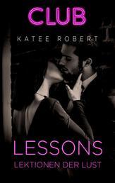 Lessons - Lektionen der Lust - Erotischer Roman