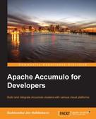 Guomundur Jon Halldorsson: Apache Accumulo for Developers