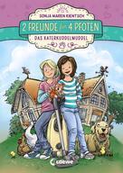 Sonja Maren Kientsch: 2 Freunde für 4 Pfoten (Band 1) - Das Katerkuddelmuddel ★★★★