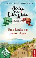 Valentina Morelli: Kloster, Mord und Dolce Vita - Eine Leiche aus gutem Hause ★★★★