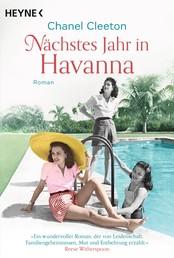 Nächstes Jahr in Havanna - Roman