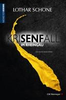 Lothar Schöne: KriSENFall im Rheingau ★★★