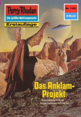 Perry Rhodan 1361: Das Anklam-Projekt