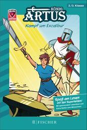 Helden-Abenteuer: König Artus – Kampf um Excalibur - Fischer. Nur für Jungs
