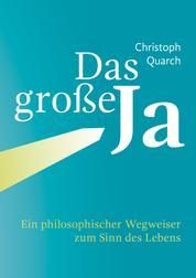 Das große Ja - Ein philosophischer Wegweiser zum Sinn des Lebens