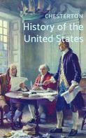 Cecil Chesterton: History of the United States (US History)