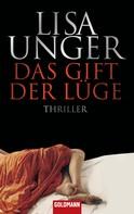 Lisa Unger: Das Gift der Lüge ★★★★