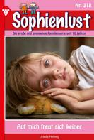 Ursula Hellwig: Sophienlust 318 – Familienroman