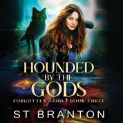 Hounded by the Gods - Forgotten Gods, Book 3 (Unabridged)