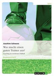 Was macht einen guten Trainer aus? - Coaching im modernen Fußball