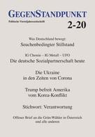 : GegenStandpunkt 2-20