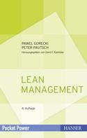 Pawel Gorecki: Lean Management