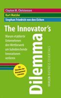 Clayton M. Christensen: The Innovator's Dilemma ★★★★